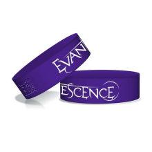 bracelets en silicone à une direction