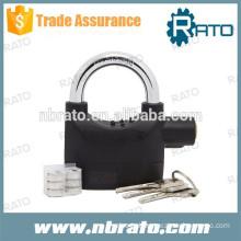 RP-123 bicycle aluminum alarm lock