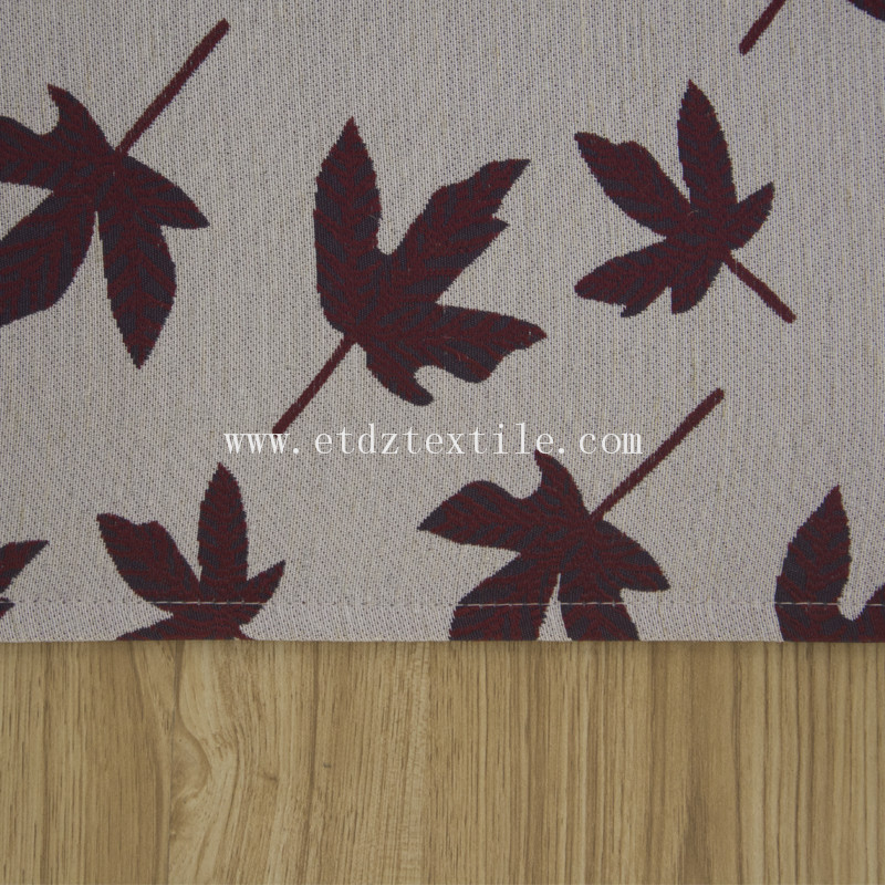 Maple Leaf Curtain Design FR2141