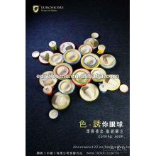 Envase de comida fresca color porcelana dinerware sets-CL 01