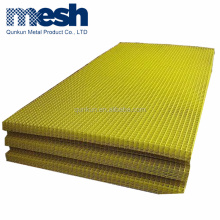 Cheap Galvanized 6x6 Reinforcing Welded Wire Mesh Fence Panel