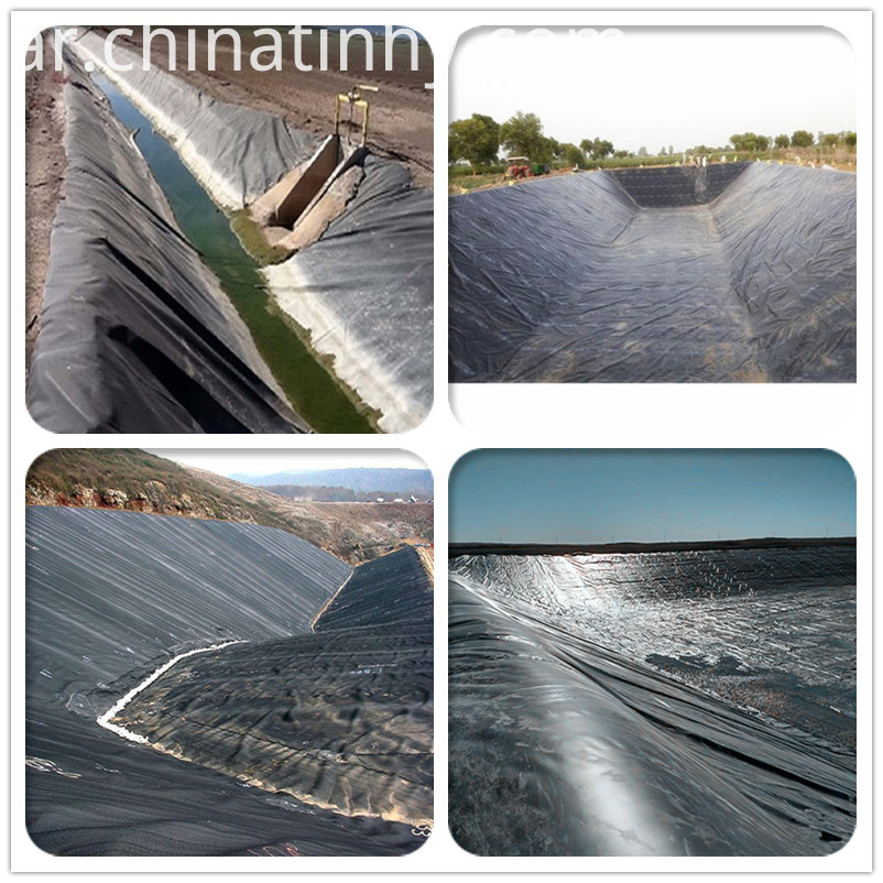Construction Material HDPE Waterproofing Membrane