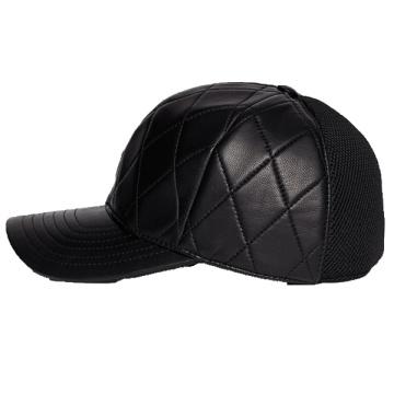 Leather Cap Fashion Custom Leather Baseball Hat