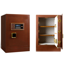 Fireproof safe with key code safe box