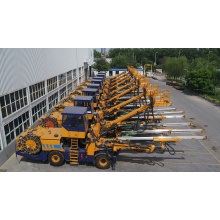 High Efficiency Rotary Hydraulic Wheel Rock Drilling Jumbo