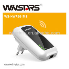 Adaptador Powerline sem fio de 200Mbps até 300M, Plug and Play fuction