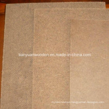 E1 Glue 1220*2440mm*3mm Hardboard with Cheap Price