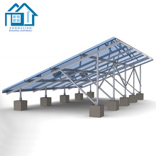 Solar Energy Systems Photovoltaik-Panel unterstützt Solar Power Bracket