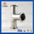 Kelengkapan 3A / SMS / DIN / BS Tube / Elbow / Tee Cross Pipe Fitting