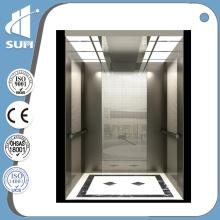 China Hersteller Geschwindigkeit 0.4m / S Hydraulisches Haus Aufzug