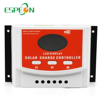 Espeon Großhandelspreis 10A / 20A Pwm Solarladeregler