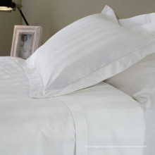 Ropa de cama 100% del algodón del satén para el hotel / el hogar (WS-2016345)