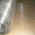 Malla de alambre soldada con autógena galvanizada por inmersión en caliente o electro