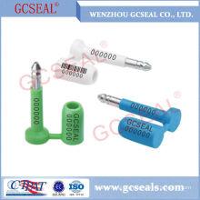 Trustworthy China Supplier Plastic Coated Custom Bolt Seals