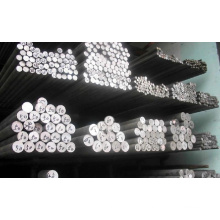 aluminum rod with round and square