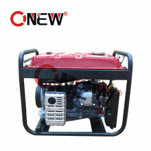 5kw 6kVA Air-Cooled Electric Start Silent Portable Small Gas Generator LPG Natural Gas Generator