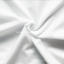 Weiße Farbe Hersteller Versorgung Stretch Unterwäsche Stoff (HD2401088)