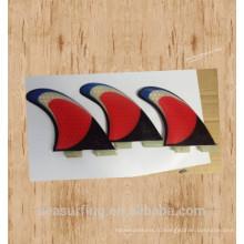 Tri цвет новый дизайн geneartion база досок для серфинга плавник Г7