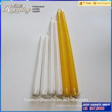 Самая популярная оптовая беспросветная белая свеча конуса с высоким качеством для домашнего использования
