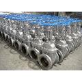 ANSI / ASTM Flansch-Keil-Wcb-Torventil 150lb
