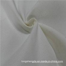 Water & Wind-Resistant Anti-Static Sportswear Woven Peach Skin 100% Jacquard Polyester Fabric Grey Fabric Grey Cloth (E104)