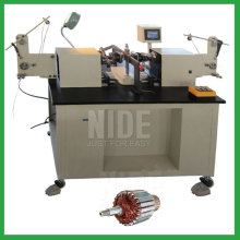 Semi-auto Armature Rotor Coil Winding Machine