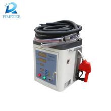 Distribuidor de combustível para óleo com mini caudalímetro com contador