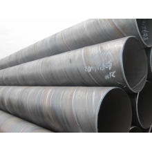 SSAW welded spiral steel pipe/Q235 carbon spiral steel pipe 219mm-1620mm