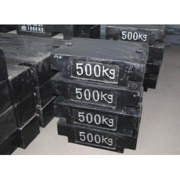 Poids d'échelle 500kgs