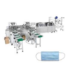 Automatische Line KN95 Gesichtsmaskenmaschine