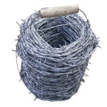 wholesale Barbed wire hot dipped galvanized wire blade wire in kenya