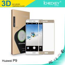 Бесплатные образцы закаленного стекла протектор экрана для пленки закаленного стекла Huawei P9