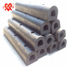 World widely used custom made factory outlet D Type rubber fender