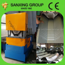SX-1000-680 CNC Screw-joint arch style roof forming machine /Bolts or nuts steel roof building system