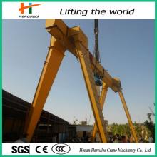 Single Beam Hoist Gantry Crane Heavy Load Cranes