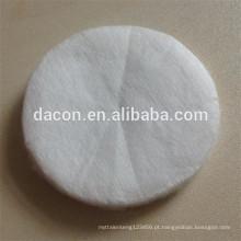Almofada de algodão cosmético