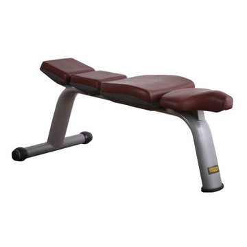 Peralatan Fitness Gym Profesional Flat Bench