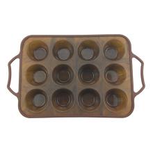 12 Cups Marbling Muffin & Cupcake Baking Pan