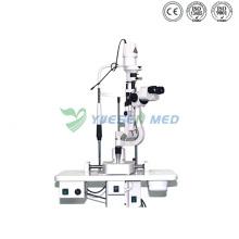 Lampe à fente tenue dans la main optique médicale d'ophtalmologie numérique portative chinoise
