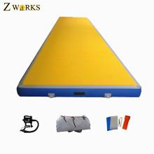 Custom design inflatable floating water mat air mat