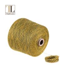 Topline hilo de cachemir de lana de lujo para máquina de tejer
