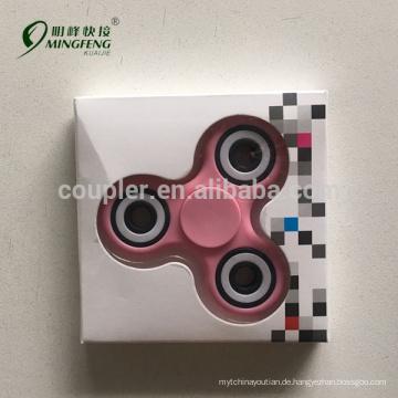 Entlasten Sie Stress Pocket Toy Hand Spinner Spielzeug, Finger Spinner