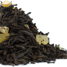 Biologisch abbaubarer Teebeutel-Tee-Frucht-Pfirsich-schwarzer Tee mischte Geschmack-Tee