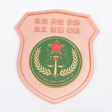 Insignia de alta calidad personalizada del botón del metal de la personalidad