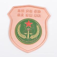 Personnalisé Personnalisé de haute qualité bouton en métal Badge