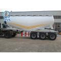SINOTRUK Bulk Cement Tank Carrier Trailer