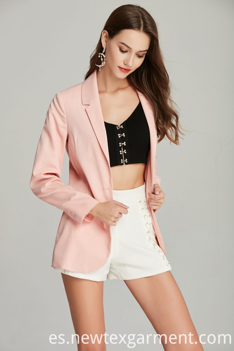 ladies blazer for autumn