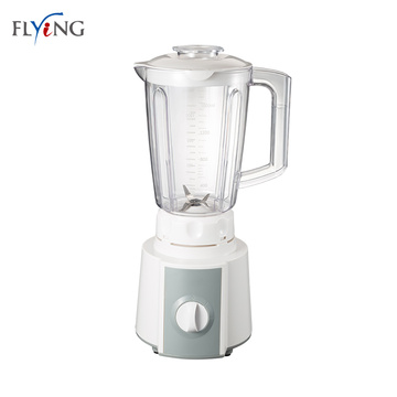 1,5 l Plastikglas Smoothie Mixer