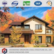Vorgefertigte leichte Stahlkonstruktion Haus