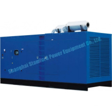 450kw ожидания/CUMMINS/, портативный, навес, CUMMINS Двигатель Тепловозный